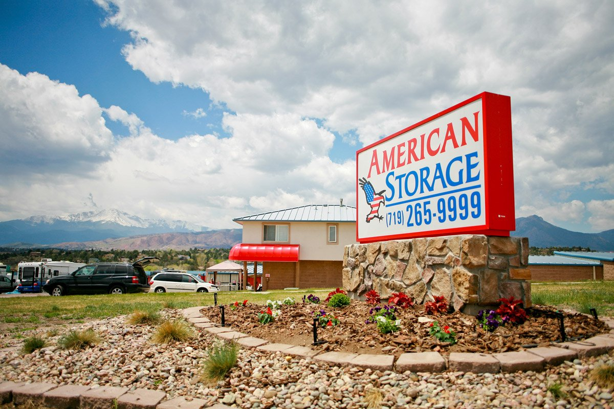 Faq American Storage Colorado Springs Self Storage