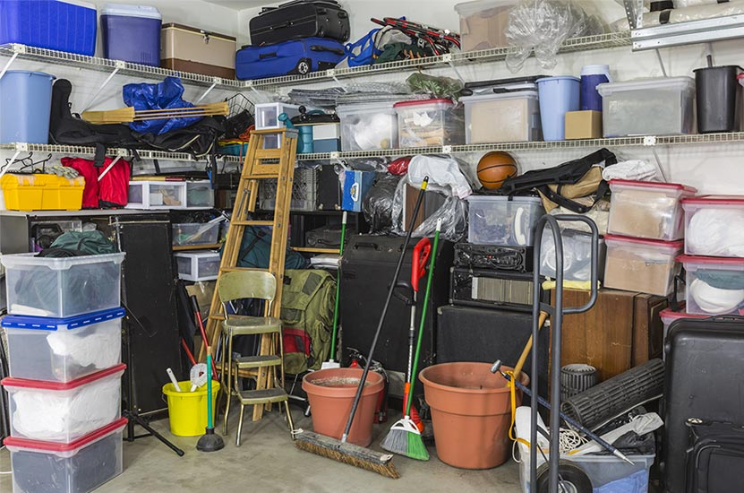 Reclaim Your Garage!