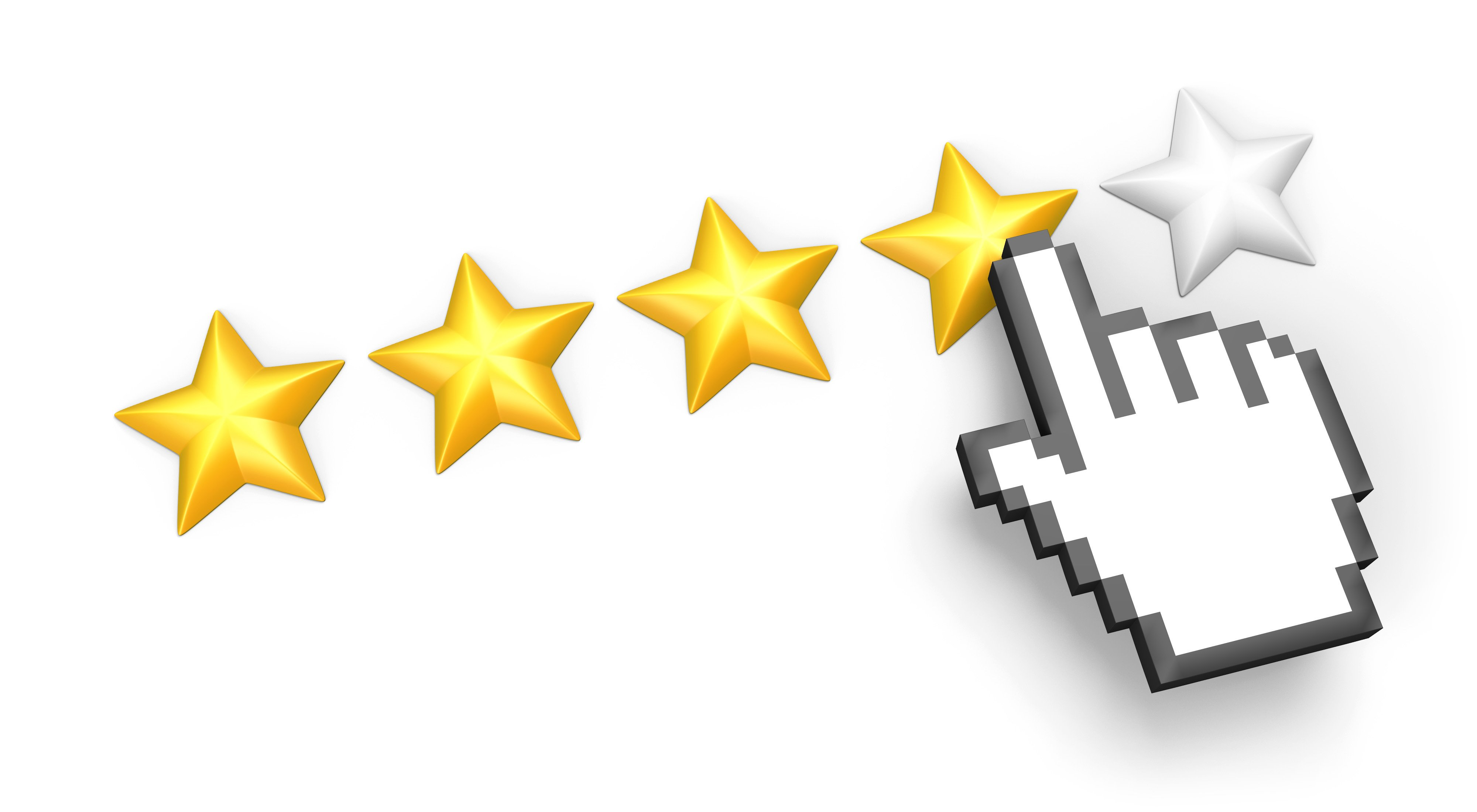 Four star reviews