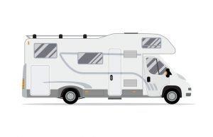 RV mobile storage winterize get ready